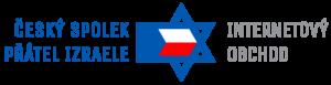 Český spolek přátel Izraele - Internetový obchod logo